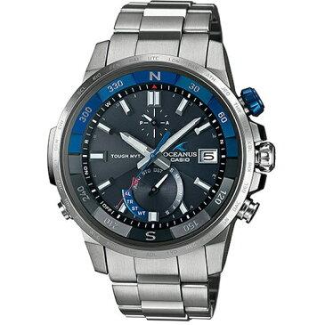 【送料無料】CASIO OCW-P1000-1AJF OCEANUS CACHALOT(オシアナス カシャロ) [ソーラー電波式腕時計]