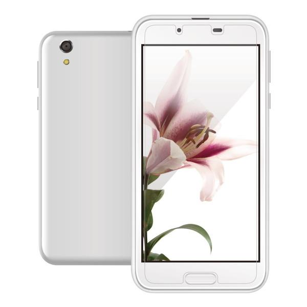 スマートフォン・携帯電話用アクセサリー, 液晶保護フィルム ELECOM PM-SH01KFLBLAGC AQUOS sense