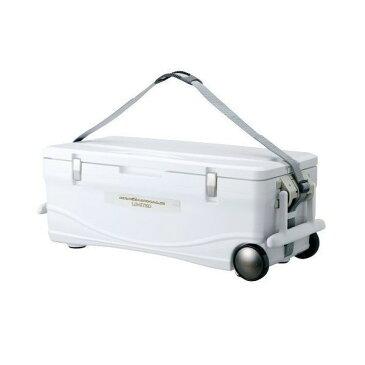 SHIMANO SPAZA WHALE LM45L HC-045L 白 スペーザ ホエール リミテッド 450 [釣り用 クーラーボックス(45L) キャスター付き]