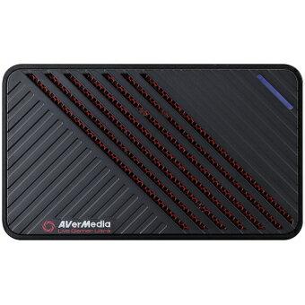 AVERMEDIA GC553 Live Gamer ULTRA HDRパススルー ゲーム 録画 配信 USB 3.1高速転送 1080p60対応 ビデオキャプチャー アバーメディアテクノロジーズ