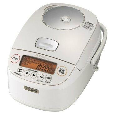 【送料無料】象印 NP-BH10-WA ホワイト 極め炊き [圧力IH炊飯ジャー (5.5合炊き)]