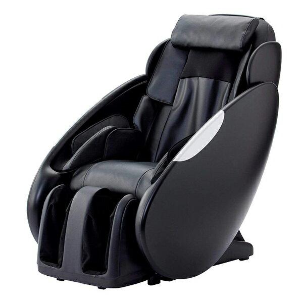 スライヴCHD-9200-BKブラックくつろぎ指定席マッサージ機リクライニングコンパクトマッサージ器疲労回復血行促進筋肉疲労首腰腕脚土踏まず[マッサージチェア]【代引き・後払い決済不可】