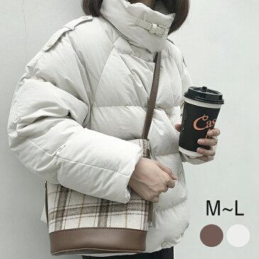 防寒 ダウンコート ベンチコート 中綿コート ジャケット  コート ダウンジャケット スタンドカラ-  大きいサイズ オーバーサイズ 温かい 軽量 冬  M L