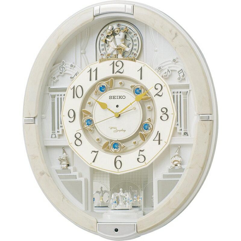 置き時計・掛け時計, からくり時計  (RE576A)
