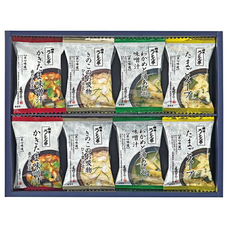 和風惣菜, みそ汁  (M-D16)