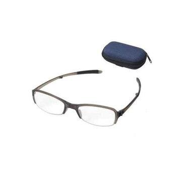 老眼鏡 シンプルビジョン コンパクト SV-801 GR +3.50 071546