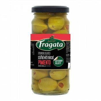 Fragata(フラガタ) ミンスドピメントオリーブ 142g×12個セット [ラッピング不可][代引不可][同梱不可]