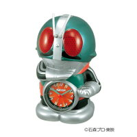 仮面ライダー 目覚まし時計 4SE502RH05
