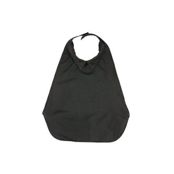 うきうきシャツエプロン 403785 フォーマルエプロン クロ [キャンセル・変更・返品不可]
