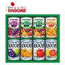 【カゴメ フルーツ+野菜飲料ギフト KSR-10W】[返品・交換・キャンセル不可]