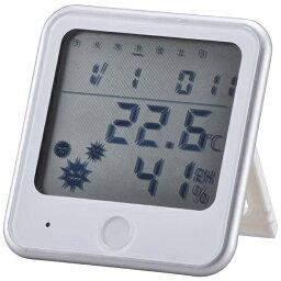 温湿度計(ホワイト) (TEM-300-W) [キャンセル・変更・返品不可]