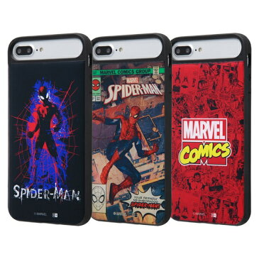 iPhone8 Plus/7 Plus/6 Plus/6s Plus/MARVEL/パネル/『スパイダーマン』_2 [キャンセル・変更・返品不可]
