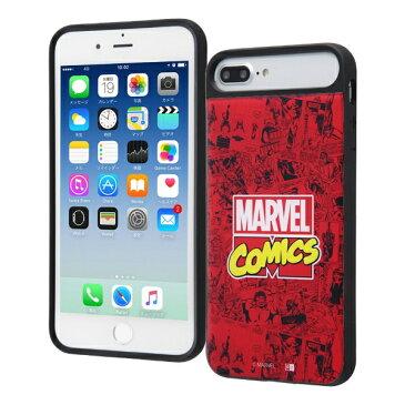 iPhone8 Plus/7 Plus/6 Plus/6s Plus/MARVEL/パネル/『マーベル ロゴ』_1 [キャンセル・変更・返品不可]