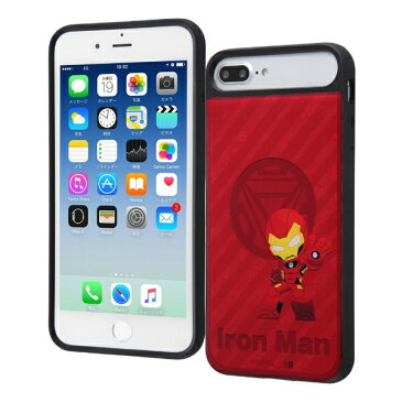 iPhone8 Plus/7 Plus/6 Plus/6s Plus/MARVEL/パネル/『アイアンマン』_1 [キャンセル・変更・返品不可]