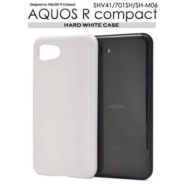 スマートフォン・携帯電話用アクセサリー, ケース・カバー AQUOS R compact SHV41SoftBank701SHSH-M06