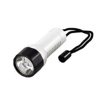 【YAZAWA(ヤザワ) LEDフラッシュライト 3灯 単4×3本使用(別売) LL35PW】[返品・交換・キャンセル不可]
