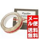 パビリオ レーステープ MINIサイズ Nami Red MI-19-...