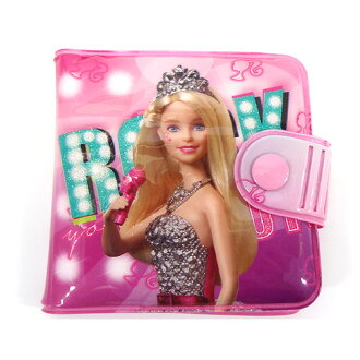 可巴比Barbie sukueasaifurokkunroiyaruzu 11566 Barbie錢包錢包錢包進口yuu分組