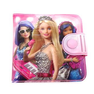 可巴比Barbie sukueasaifurokkunroiyaruzubando 11567 Barbie錢包錢包錢包進口yuu分組
