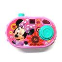 ミニー トイカメラ 11973 Disney MINNIE ミニーマウス ディズニー おもちゃ カメラ 玩具 ミニーちゃん ギフト プレゼント 誕生日 子供 こども 輸入 インポート メール便不可