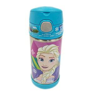 アナと雪の女王 水筒 サーモス THERMOS ストローボトル 保冷 ステンレス メール便不可 FROZEN アナ雪 ディズニープリンセス 女の子 キャラクター グッズ 13413