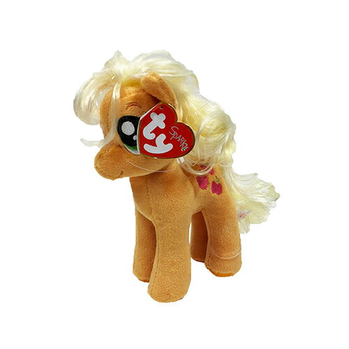 おもちゃ, ぬいぐるみ  M () 9502 My Little Pony Applejack ty Beanie Babies