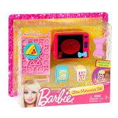 バービー Barbie ドールハウス用小物セットB:電子レンジ アクセサリー ba028 家 家具 人形用 輸入 グッズ ゆうパケット不可