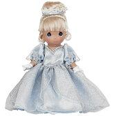 プレシャスモーメント Precious Moments シンデレラ ドール ディズニープリンセス 人形 ぬいぐるみ おもちゃ レア 希少 珍しい かわいい 可愛い ディズニー 輸入 グッズ ゆうパケット不可