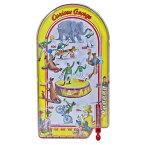 【店内ポイント5倍 〜19日09:59マデ】おさるのジョージ ピンボール 376 Curious George Pinball Game おもちゃ インポート 送料無料 メール便配送