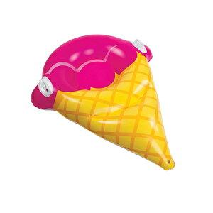 【送料無料】スノーチューブ ( ストロベリーアイスコーン ) BMT-BMST-IC pud361 ビッグマウストイズ社  スノーチュービング Big Mouth Toys 雪遊び スノーグッズ かわいい 雑貨 グッズ