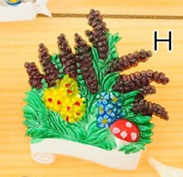 ドイツ製ブローチH:ワイルドフラワー WUP4388 | 輸入 おしゃれ かわいい プレゼント グッズ 小物 インテリア ホビー ポップ おもしろ pud395