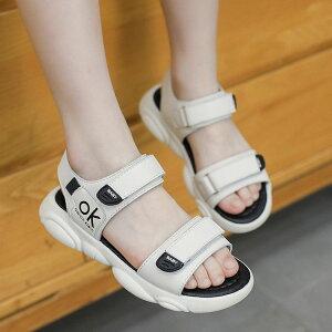 キッズサンダル スポーツサンダル スポーツ キッズ サンダル 女の子 子供用サンダル サンダル フラット ぺたんこ 歩きやすい 夏 子供靴