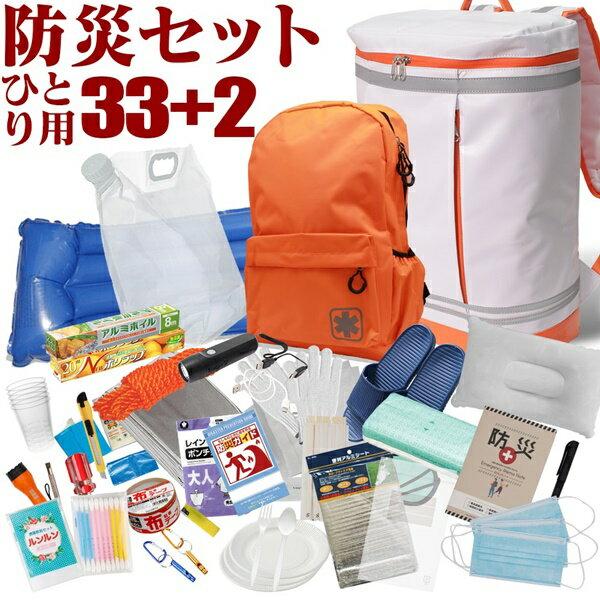 鶴三工房『防災リュック33(koboー006)』