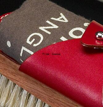 靴磨きセットLACORDONNERIEANGLAISE(コルドヌリ・アングレーズ)トラベラーキット【楽ギフ_包装】【smtb-TK】あす楽対応