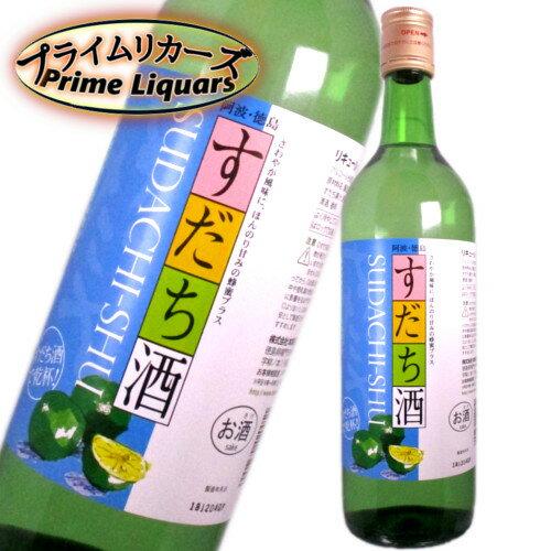 鳴門鯛 すだち酒 720ml