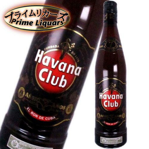 ハバナクラブ『ハバナクラブ 7年』