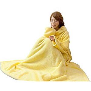 着る毛布 mofua(モフア)袖付きマイクロファイバー毛布 01dw11【RCP】