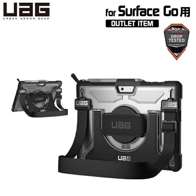タブレットPCアクセサリー, タブレットカバー・ケース UAG Surface Go 2Surface Go Plasma () UAG-SFGOHSS-IC-1 Microsoft