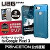 UAGGooglePixel3用PLYOケース(シンプル)全2色耐衝撃UAG-GP3Yシリーズ半透明タイプ