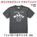 オリジナルスポーツTシャツ 4.1ozドライTシャツ5900 チームウェアに最適 50枚〜99枚 プリント オーダー...