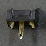 Shure シュアー N-95ED レコード針(互換針)  アーピス製交換針