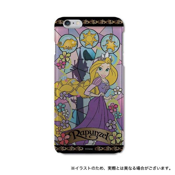 quality design 6fb80 02175 Disney stained glass pattern iPhone6s Plus / iPhone6Plus-adaptive  シェルジャケットラプンツェル