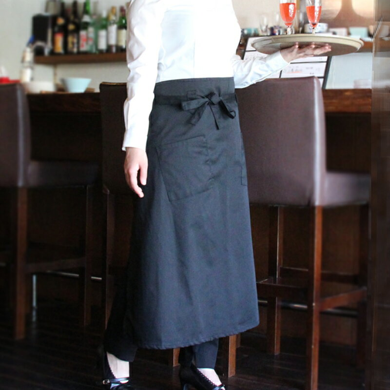 Prism uniform rakuten global market sommelier apron and for Spa uniform norge