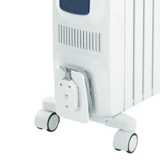 送料無料デロンギ暖房機ドラゴンデジタルスマートオイルヒーター3〜8畳用QSD0712-MB電気ファンヒーターストーブ暖房器具【smtb-F】