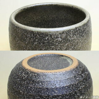 おひつ伊賀焼柿釉1.5合用しゃもじ付日本製電子レンジ対応