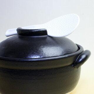 炊飯鍋ごはん鍋2合用二重蓋日本製ご飯鍋土鍋炊飯土鍋