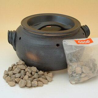 本格的!石焼き芋鍋「いも太朗」
