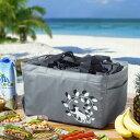 保冷バッグ おしゃれ レジカゴバッグ 20L NV-CB20 にゃんこ柄 大容量 保冷 保冷バッグ エコバック レジャーバッグ ショッピングバッグ