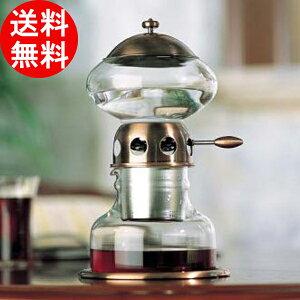 専門店で飲むような本格的な水立珈琲が作れます。【送料無料】ハリオ 水出しコーヒーポット ウ...