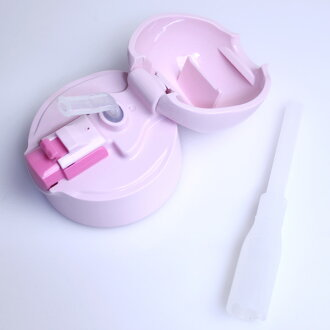Thermos straw Cap unit-pink (for FFH-290ST)